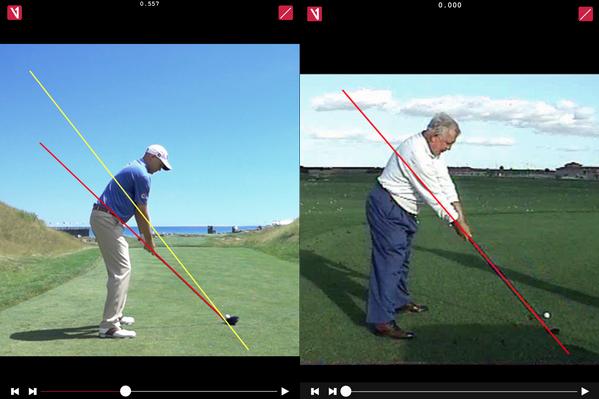 Moe Norman, Single Plane Swing, Golf Swing, Golf Tip